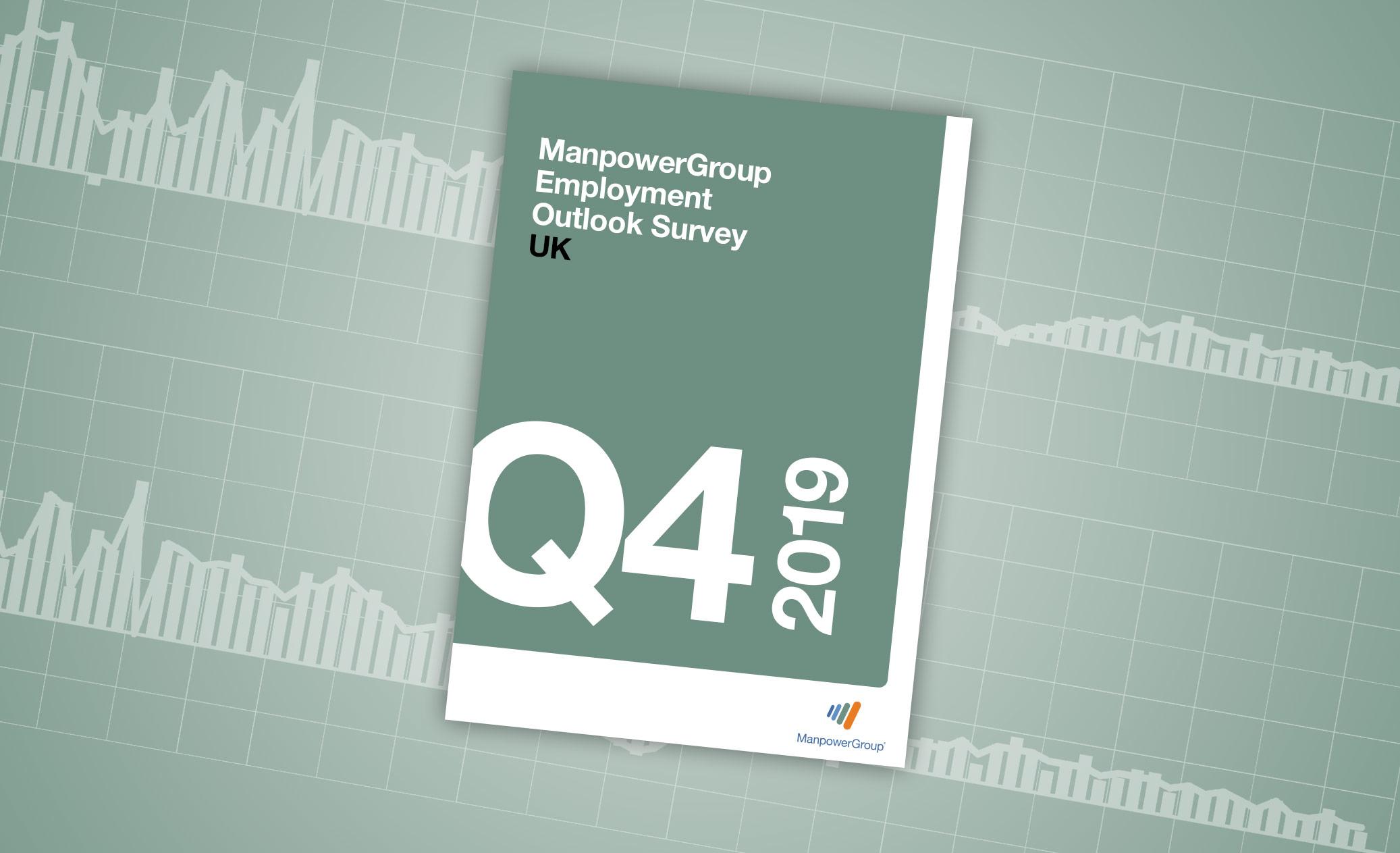 ManpowerGroup Employment Outlook Survey – Q4 2019