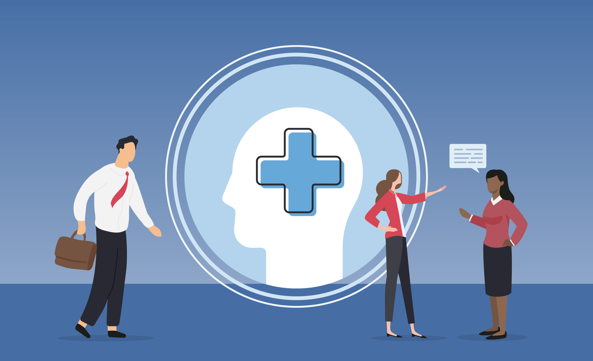 The changing face of mental health support in 2020